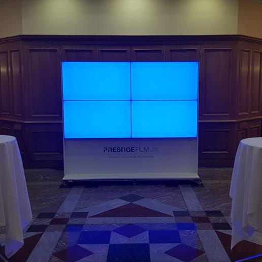 interactive screen, touch screen, advertising screen, desktop screen, video wall hire